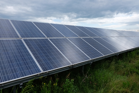 Successfully completed the acquisition of a 2.2 MW solar park